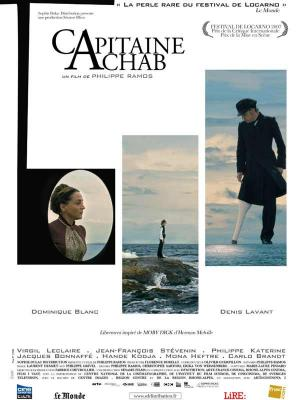 affiche Capitaine Achab