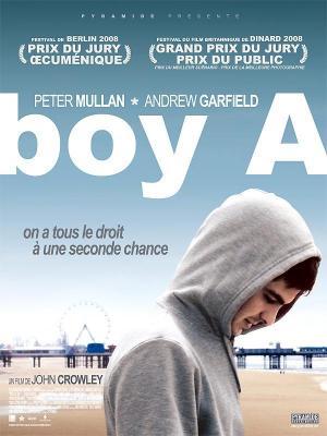 affiche Boy A