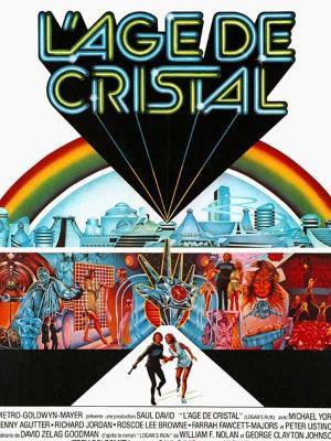 affiche L'Age de cristal