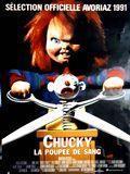 affiche Chucky la poupée de sang