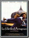 affiche La Fille de d'Artagnan