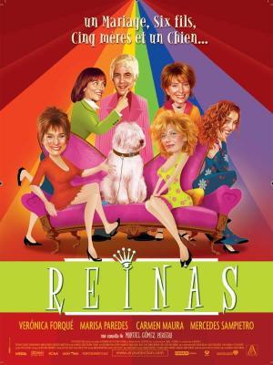 affiche Reinas