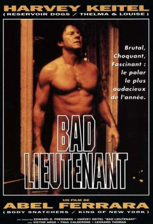 affiche Bad Lieutenant
