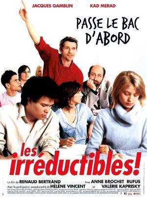 affiche Les Irréductibles