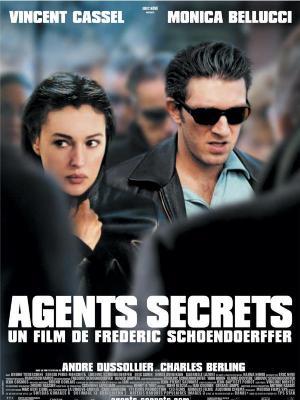 affiche Agents secrets