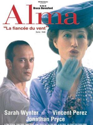affiche Alma la fiancée du vent
