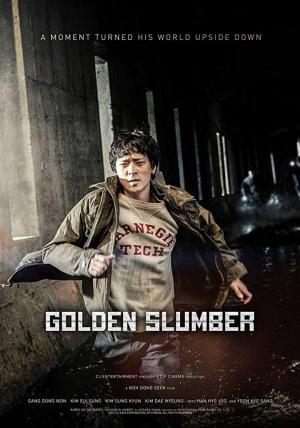 affiche Golden Slumber