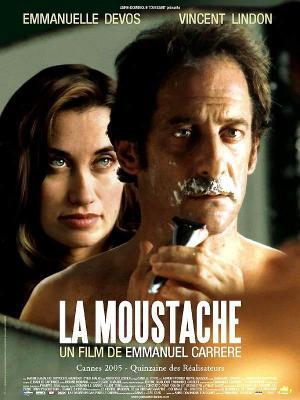 affiche La Moustache