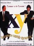 affiche XY, drôle de conception