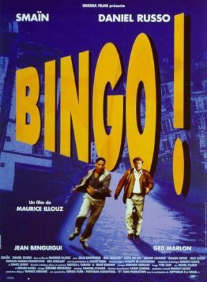 affiche Bingo