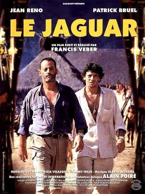 affiche Le Jaguar