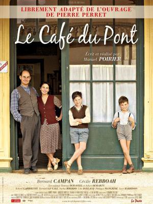 affiche Le Café du pont
