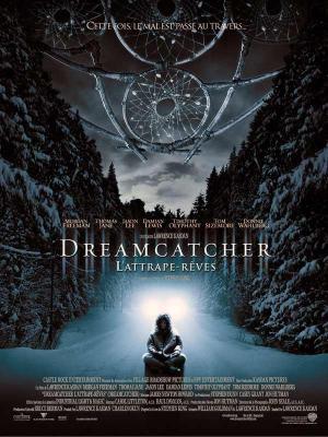 affiche Dreamcatcher, l'attrape-rêves
