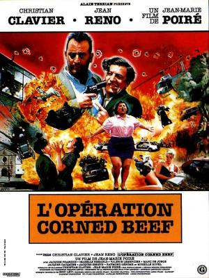 affiche L'Opération Corned beef