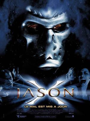 affiche Jason X