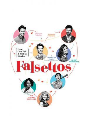 affiche Falsettos