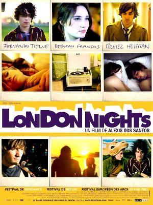 affiche London Nights