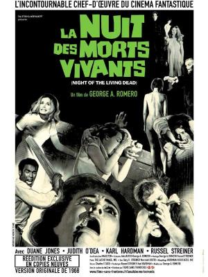 affiche La Nuit des morts-vivants