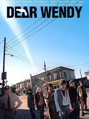 affiche Dear Wendy