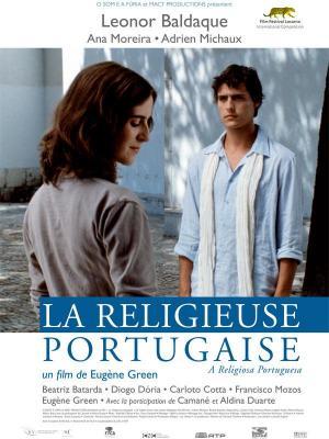 affiche La Religieuse portugaise (The Portuguese nun)
