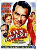 affiche Cas de conscience