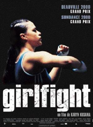 affiche Girlfight
