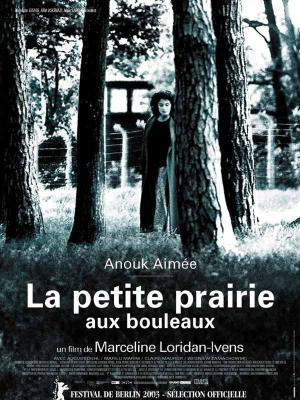 affiche La Petite prairie aux bouleaux