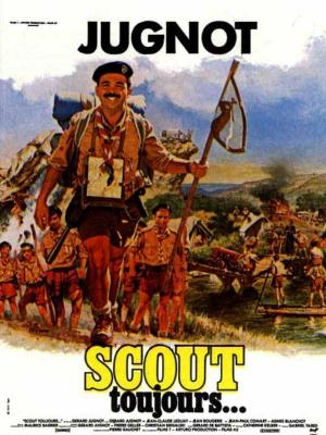 affiche Scout toujours
