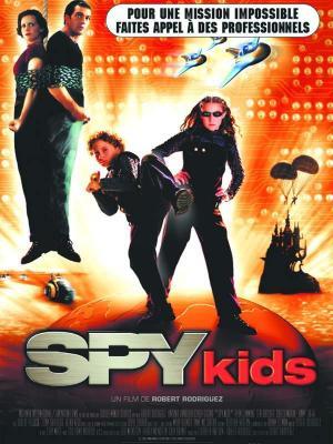 affiche Spy Kids