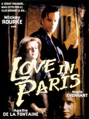 affiche Love in Paris