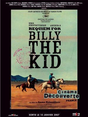 affiche Requiem for Billy The Kid