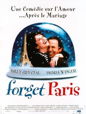 affiche Forget Paris