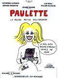 affiche Paulette, la pauvre petite milliardaire