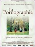 affiche La Pornographie