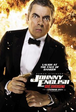 affiche Johnny English, le retour