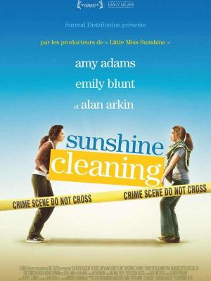 affiche Sunshine Cleaning