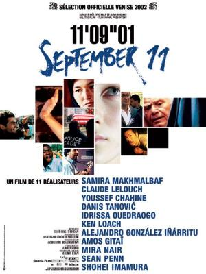 affiche 11'09''01 - September 11