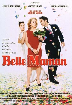 affiche Belle Maman