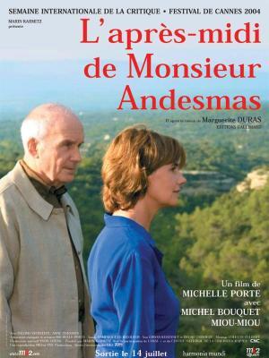 affiche L'Après-midi de monsieur Andesmas