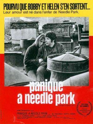 affiche Panique à Needle Park