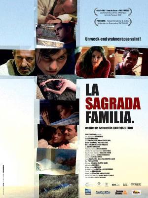 affiche La Sagrada Familia