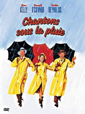 affiche Chantons sous la pluie