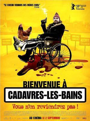 affiche Bienvenue à Cadavres-Les-Bains