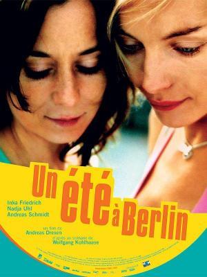 affiche Un été à Berlin