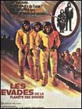 affiche Les Evadés de la planète des singes