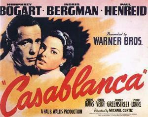affiche Casablanca
