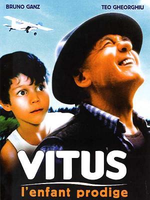 affiche Vitus, l'enfant prodige