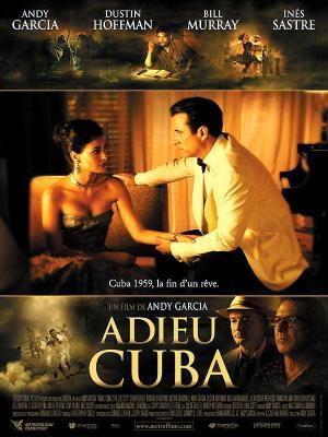 affiche Adieu Cuba