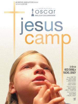 affiche Jesus Camp