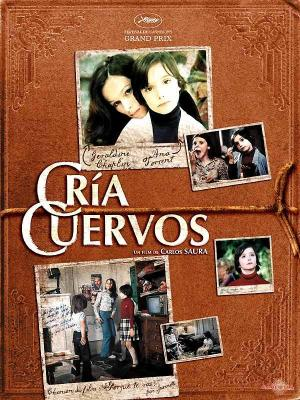 affiche Cría Cuervos